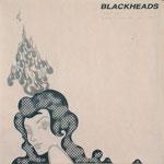 """BLACKHEADS"" woodblock print h30cm X w30cm ed.10 2003"