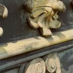 Hofburg - Michaelerkuppel, Detail vor der Restaurierung, © Karl Kratochwill