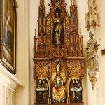 Maria am Gestade - Seitenaltar, © M. Neundlinger, 1020 Wien