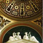 Musikverein - Loggia, nach der Restaurierung, © Karl Kratochwill