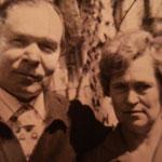 Прадед Федя и прабабушка Нина