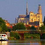 La Somme, Amiens