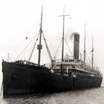 Hospital Ship Herefordshire built 1905