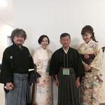 中村仁美先生と記念の一枚