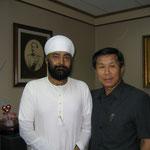 with H.E. Sereepisut Gen Police of Thailand