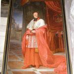 Le cardinal Dupont