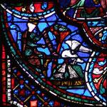 Le roi David. Le pélican et ses petits