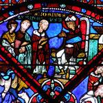 Lucien raconte sa vision à lévêque Jean de Jérusalem