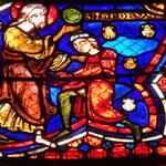 Un soldat, Josias, témoin de la guérison se convertit et est baptisé