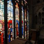 St Guillaume, St Jacques, l'Annonciation, St Étienne et St Ursin