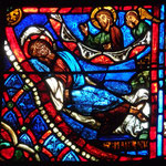 Martin voit le Christ en rêve