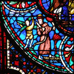 Abraham et Isaac montent vers le lieu du sacrifice
