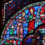 Élisée rencontre la veuve de Sarepta