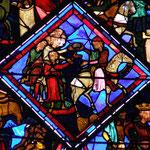 Une caravane de marchands achète Joseph comme esclave