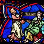 Philetus subit un sortilège d'Hermogène (refait en 1848)