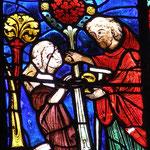 L'année suivante, Zosime revient pour lui donner la communion