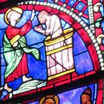 Pierre baptise le centurion Corneille