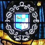 Blason de Gabrielle de Cravant, épouse du Maréchal de Montigny