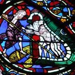 Jésus descend aux Enfers pour libérer Adam et l'Humanité