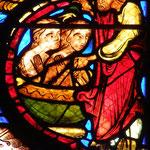 Thomas baptise les époux