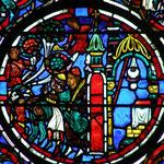 La foule acclame Jésus