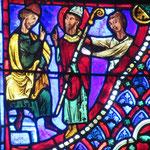 Denis, devenu évêque de Paris, est arrêté sur ordre du préfet FescenniusDe