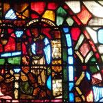 St Urbain construisant une église à la place de la maison de Ste Cécile ?