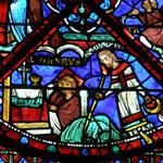 Gamaliel ordonne au prêtre Lucien dans une vision de rechercher les reliques de St Étienne