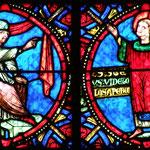 Le grand prêtre lui ordonne de renoncer à son apostolat. Refait en 1848