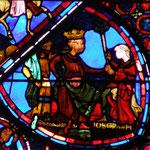 Joseph donne au Pharaon l'explication de son songe