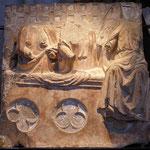 L'ange et les saintes femmes au Tombeau