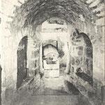 Photo d'avant 1904. Le cercueil est sans doute celui de Mgr J-P Boyer