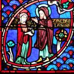 Zacharie et sa femme Élisabeth sont sans postérité