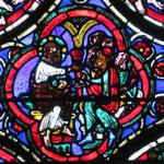 Jésus discute avec les Juifs 2/3