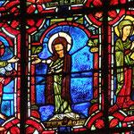 Le Christ devant les remparts d'une ville - Marthe avec sa servante Martille