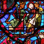 Thomas est présenté au roi