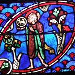 Jean-Baptiste présente l'Agneau de Dieu