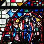 L'âme de Cécile montant au ciel entourée de deux anges ?