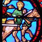 Julienne emporte le corps de St Étienne vers Constantinople