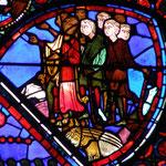 Les frères de Joseph méditent sa perte en le voyant arriver