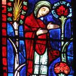 Marie commence au désert sa vie d'ermite