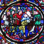 Arrestation de Jésus et baiser de Judas