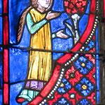 Marie arrive près du Saint Sépulcre