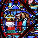 Les reliques sont installées solennellement en présence du clergé