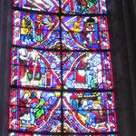 Le vitrail de Saint Denis (XIIIe siècle)