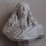 Buste d'un membre de la famille Fradet de Saint Août