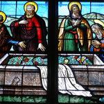 Le tombeau de la Vierge