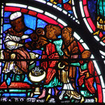 Aaron récolte les bijoux des Hébreux