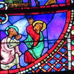 Paul et Pierre prient pour que le ciel intervienne