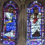 Isaïe et Moïse